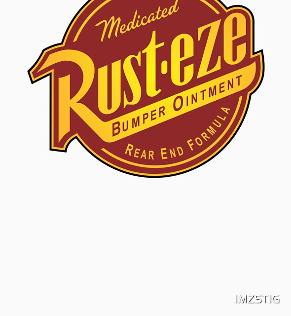 Rust-eze Medicated Bumper Ointment by IMZSTIG