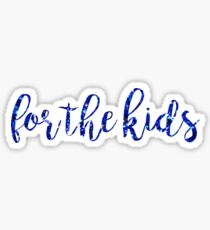 for the kids FTK Sticker