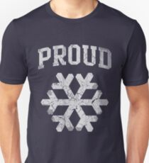 Proud Snowflake  Unisex T-Shirt