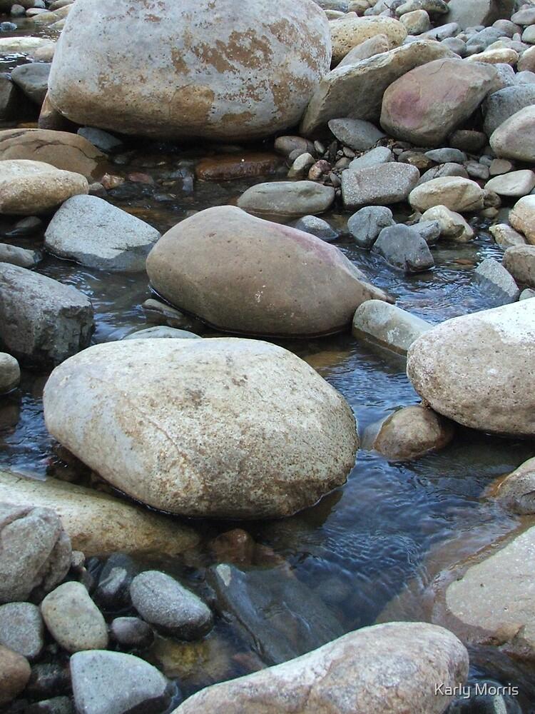River Rocks by Karly Morris