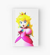 Princess Peach Hardcover Journal