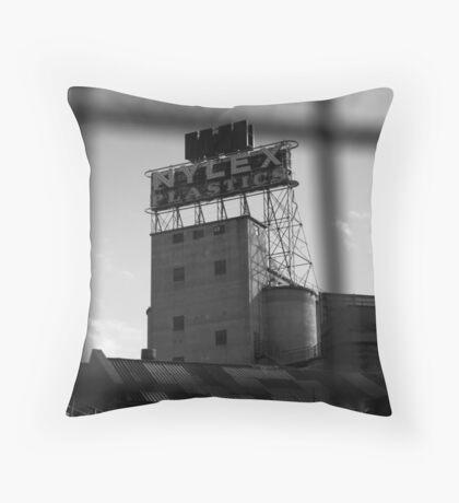 Nylex Silo v.1 Throw Pillow