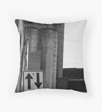 Nylex Silo v.2 Throw Pillow