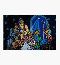 avondale nativity Photographic Print