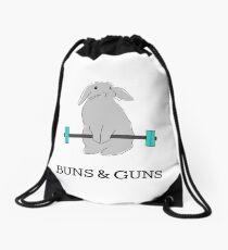 BUNS & GUNS Sac à cordon