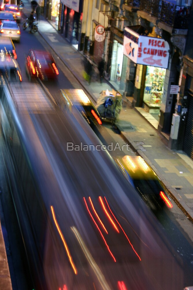 Argie Street by BalancedArt