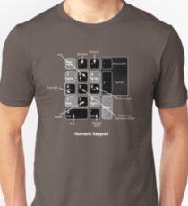 Numeric Keypad T-Shirt