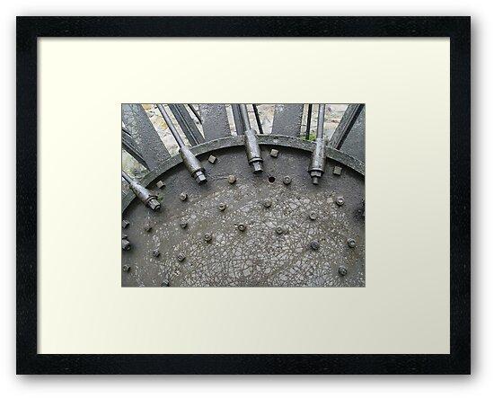 photoj Wheel-Nuts & Bolts by photoj