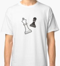 Chess Brain Game Classic T-Shirt