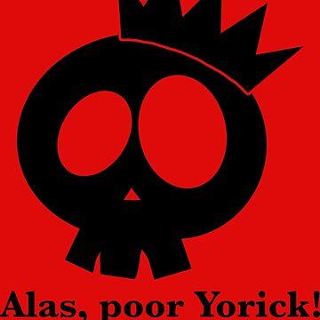 Alas, Poor Yorick! by Insecondsflat