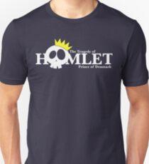 Hamlet Title Art Unisex T-Shirt