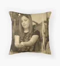 Dreamy Moments Throw Pillow