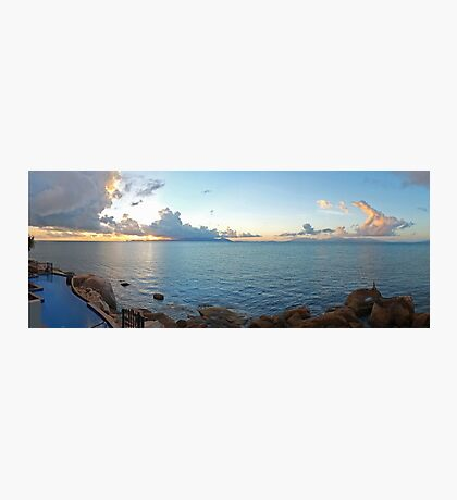 Magnetic Island - Across Cleveland Bay Photographic Print