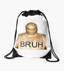 BRUH Drawstring Bag