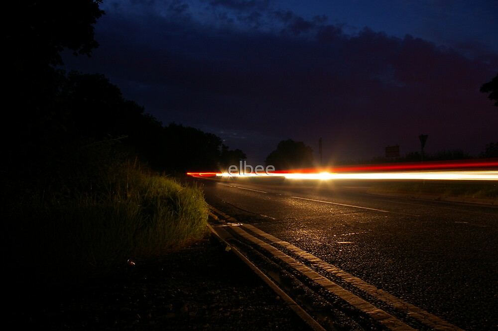 Night Drive by elbee