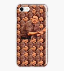 Chris Evans everywhere iPhone Case/Skin