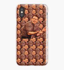 Chris Evans everywhere iPhone Case/Skin