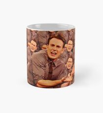 Chris Evans everywhere Classic Mug