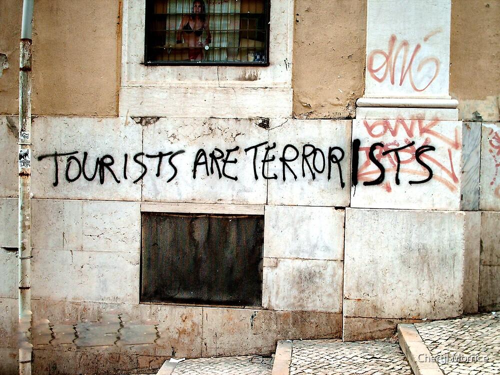 Grafitti by Cheryl Morrice