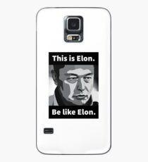 Elon Musk - Das ist Elon, sei wie Elon Hülle & Skin für Samsung Galaxy