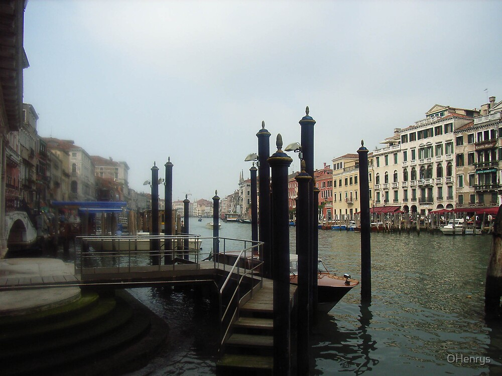Misty Venise 2 by OHenrys