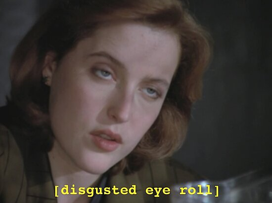 Image result for eyeroll