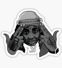 Get Em Gates Sticker