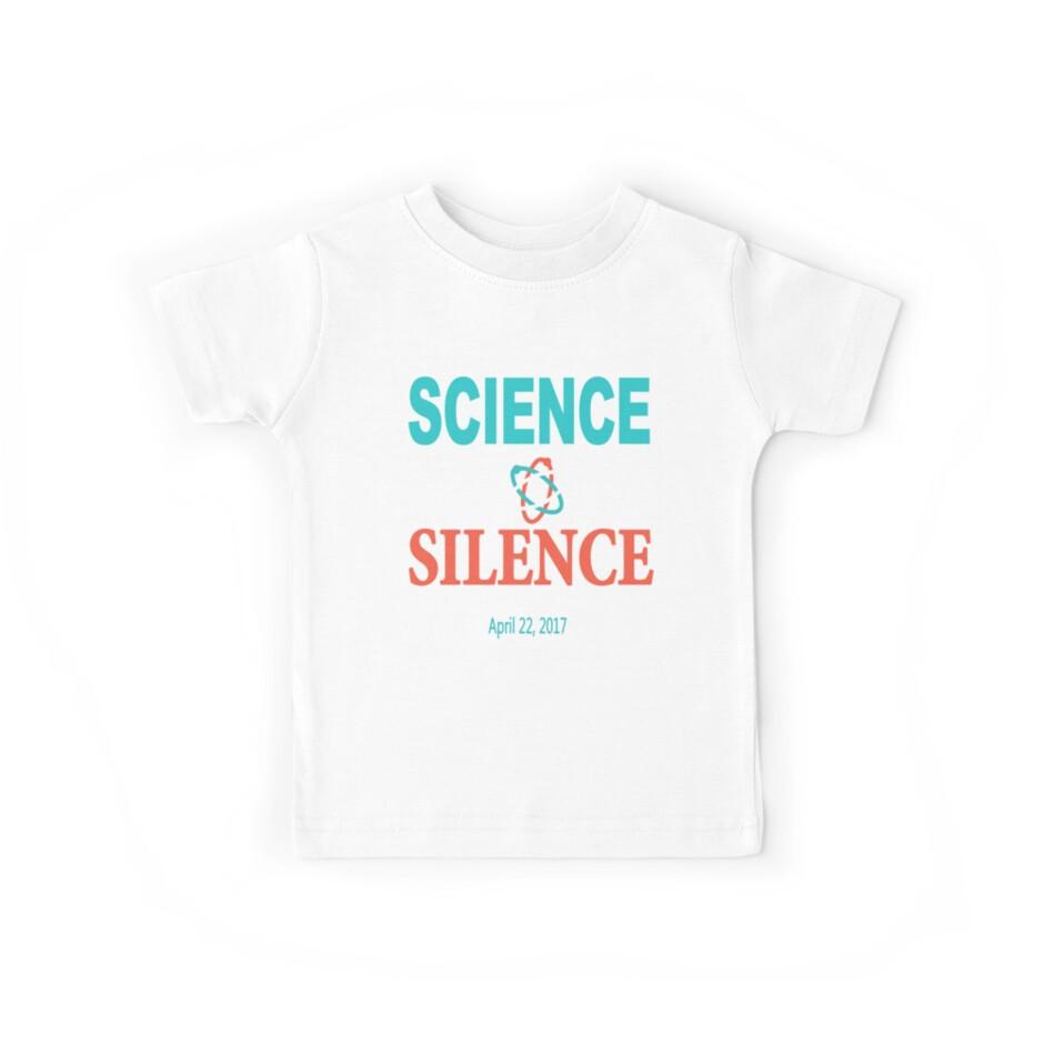 Science Not Silence - März für die Wissenschaft von chitolsp