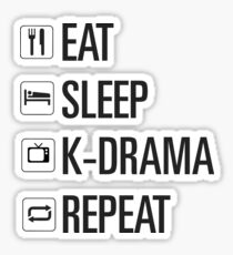 only kdrama Sticker