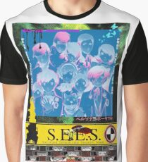 "Persona 3 Portable ""The Dark Hour"" Graphic T-Shirt"