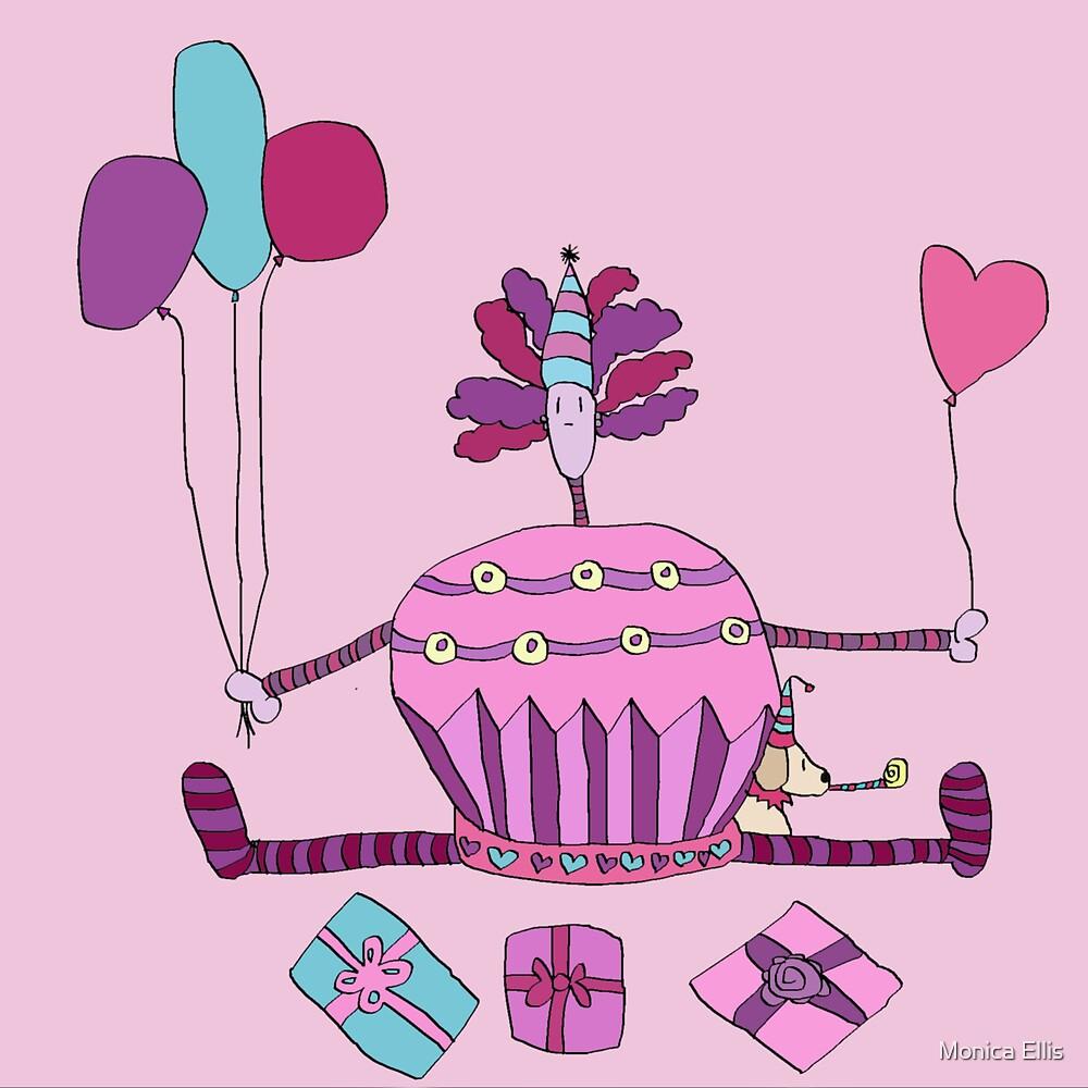 Silly Birthday by Monica Ellis