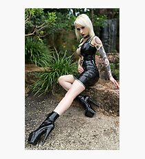 Emily Astrom - Latex Doll Photographic Print