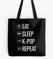 Kpop only Tote Bag