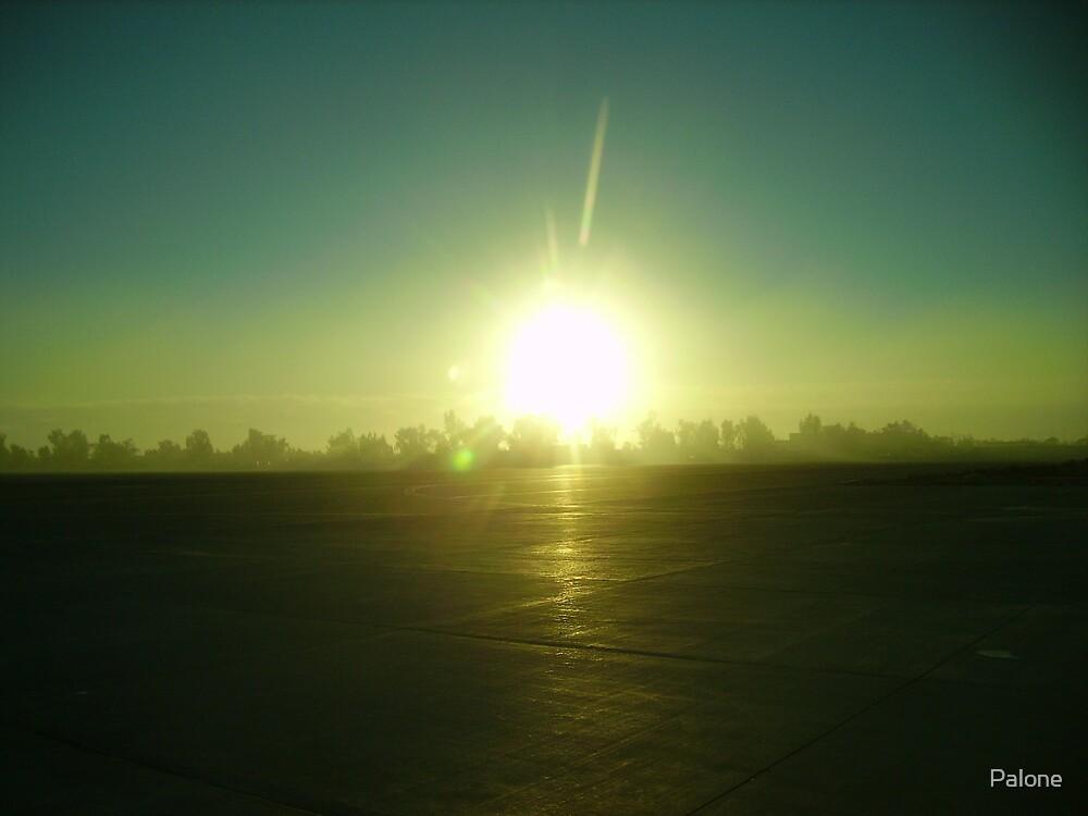 Sunrise by Palone