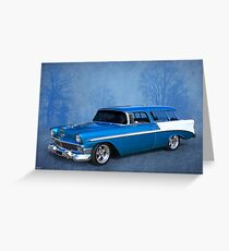 56 Nomad Greeting Card