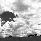 Hole in the Sky Blayney, NSW by Norman Repacholi