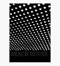 Beach House Bloom  Photographic Print