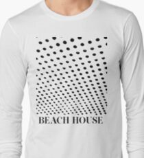 Beach House Bloom Tee Inverted Long Sleeve T-Shirt