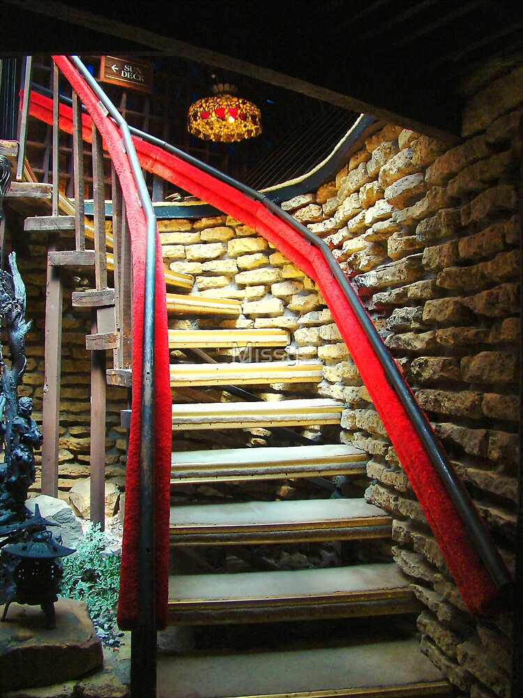 Stairs by Missy