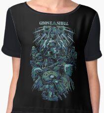 Ghost in the Shell  Women's Chiffon Top