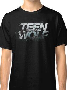 teen wolf - logo Classic T-Shirt