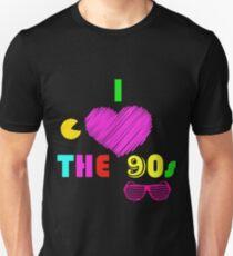 I love the 90's - Tshirt Unisex T-Shirt