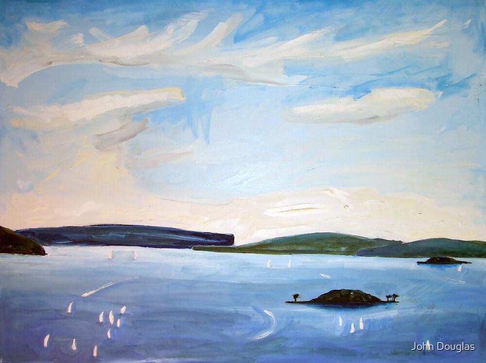 Harbour 1 by John Douglas