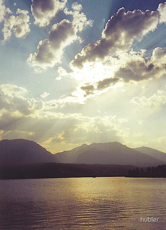 Lake Dillion by hubler