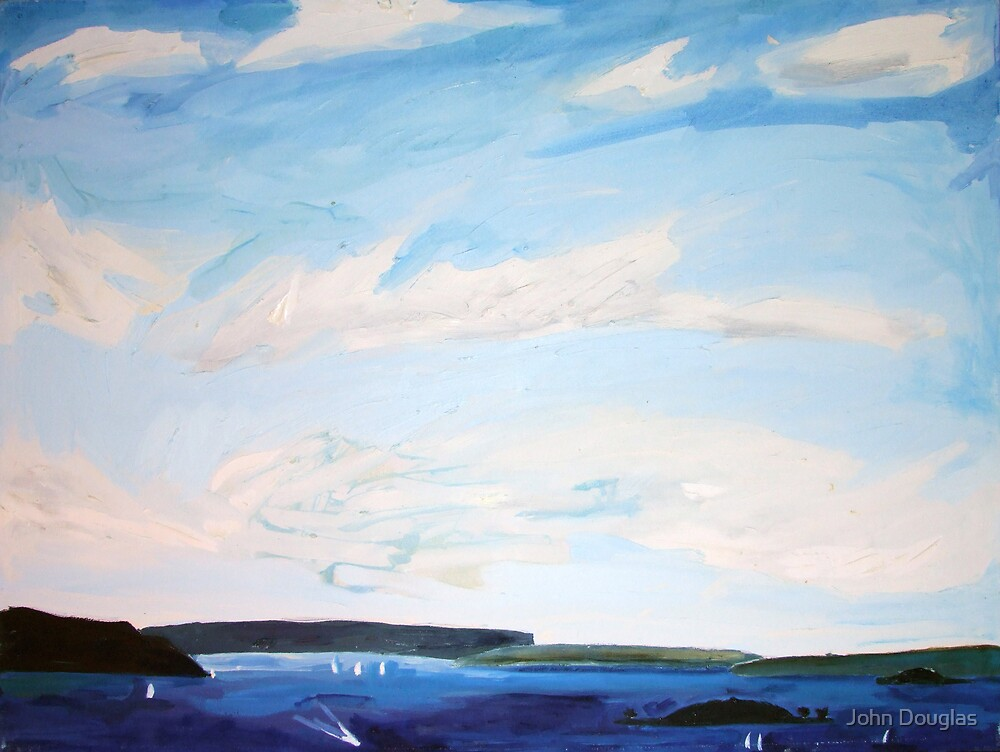 Harbour 2 by John Douglas