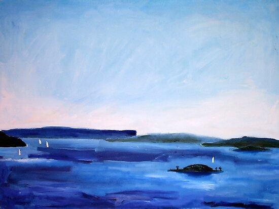 Harbour 3 by John Douglas