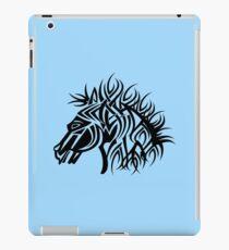 Tribal Horse Cool Vector Art iPad Case/Skin