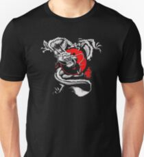 China Tai Chi - Dragon Rock Unisex T-Shirt