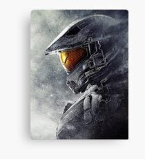 Halo 5 - Spartan 117 Canvas Print