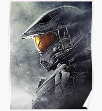 Halo 5 - Spartan 117 Poster